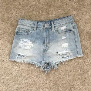 BDG Distressed Shorts